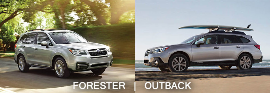 Forester Vs Outback >> The 2018 Subaru Outback How Does It Stack Up To The
