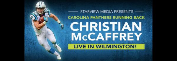 StarNewsVarsity Christian McCaffrey promo image