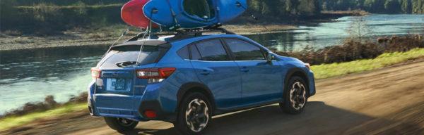 2021 Subaru Crosstrek Overview in Wilmington, NC
